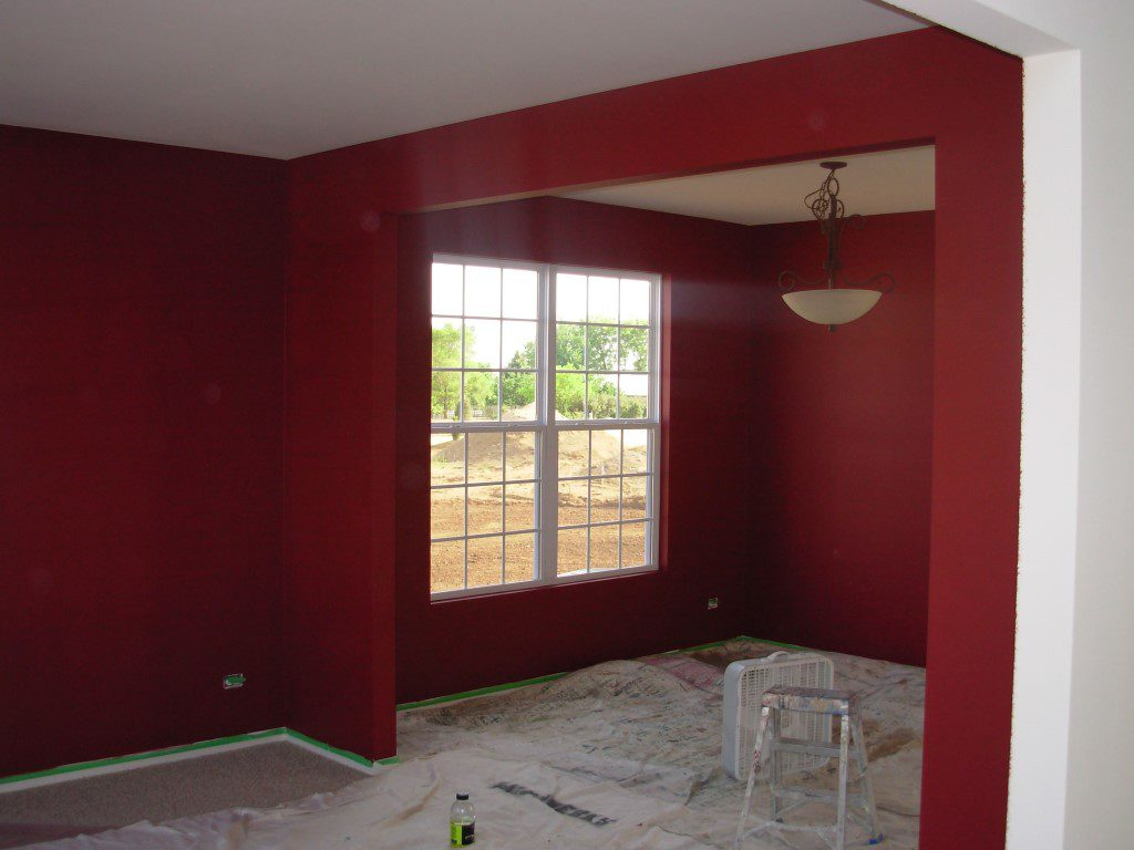 Barrington chicago algonquin interior exterior for Paints for house interior photos